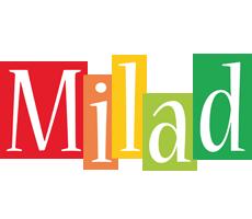 Milad colors logo
