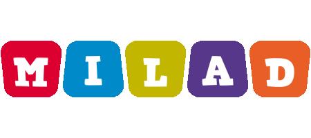 Milad kiddo logo