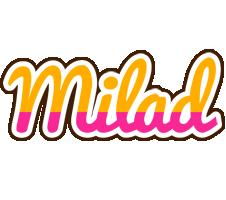 Milad smoothie logo
