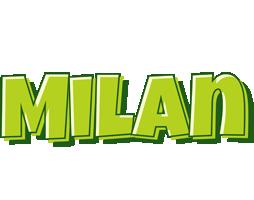 Milan summer logo