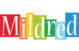 Mildred colors logo