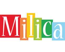 Milica colors logo