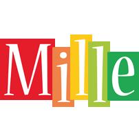 Mille colors logo