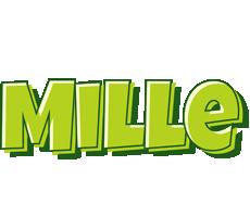 Mille summer logo