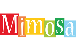 Mimosa colors logo