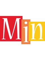 Min colors logo
