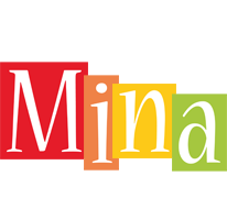 Mina colors logo