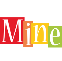 Mine colors logo
