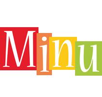 Minu colors logo
