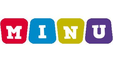 Minu kiddo logo