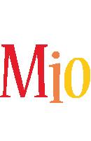 Mio birthday logo