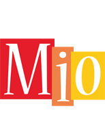 Mio colors logo