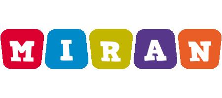 Miran kiddo logo