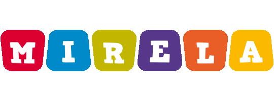 Mirela kiddo logo