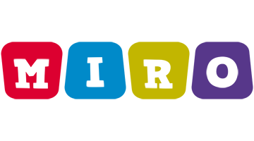 Miro kiddo logo