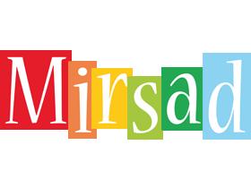 Mirsad colors logo