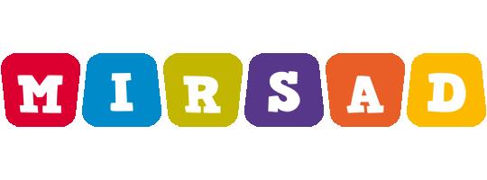 Mirsad kiddo logo