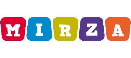 Mirza kiddo logo
