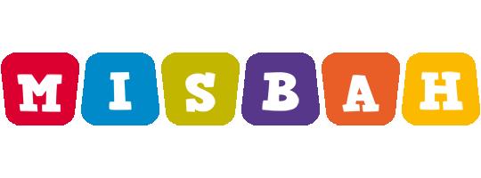 Misbah kiddo logo
