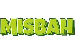 Misbah summer logo