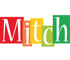Mitch colors logo