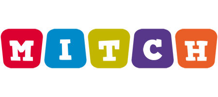 Mitch kiddo logo