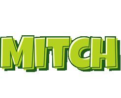 Mitch summer logo