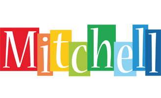Mitchell colors logo