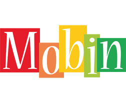Mobin colors logo