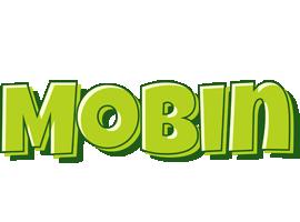 Mobin summer logo