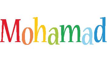 Mohamad birthday logo