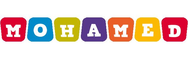 Mohamed kiddo logo