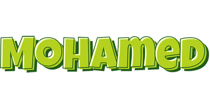 Mohamed summer logo