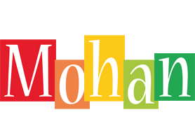 Mohan colors logo