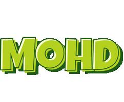 Mohd summer logo