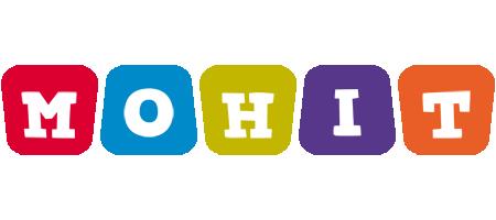 Mohit kiddo logo