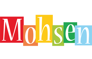 Mohsen colors logo