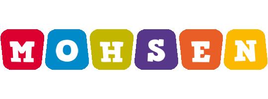 Mohsen kiddo logo