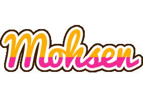 Mohsen smoothie logo