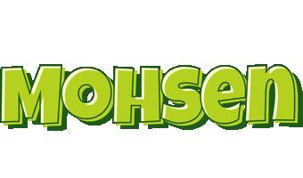 Mohsen summer logo