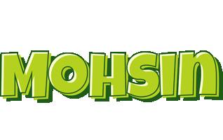 Mohsin summer logo