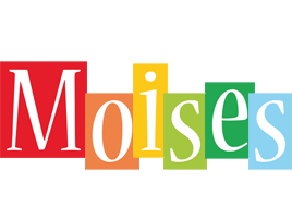 Moises colors logo