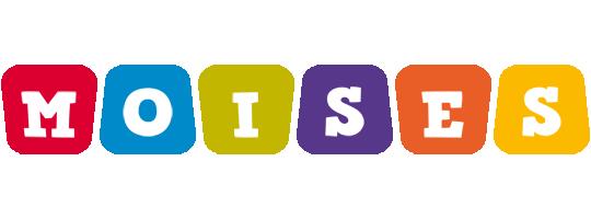 Moises kiddo logo