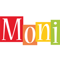 Moni colors logo