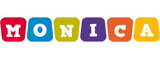 Monica kiddo logo