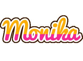 Monika smoothie logo