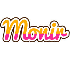 Monir smoothie logo