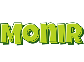 Monir summer logo