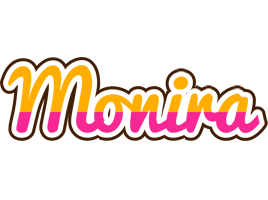 Monira smoothie logo