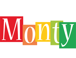 Monty colors logo